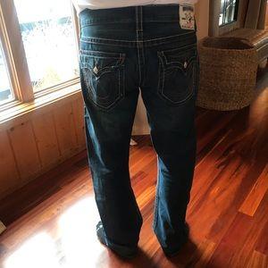 True Religion Dark Wash Men's Jeans